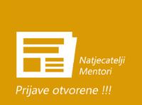 Otvorene prijave za natjecatelje i mentore