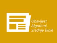 Programski jezik Python u kategoriji Algoritmi za srednje škole