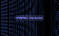 Greška u radu sa sustavom