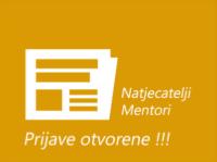 Otvorene prijave za natjecatelje i mentore!