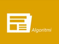 Obavijest za kategoriju primjena algoritama OŠ