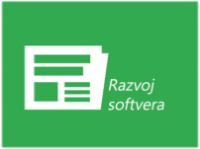 Prijave projekata i upload za kategoriju Razvoj softvera
