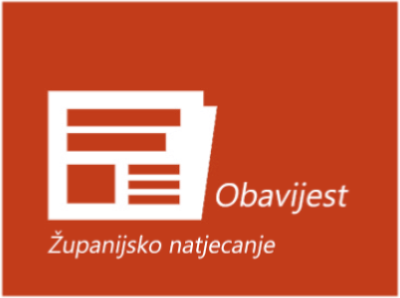 Objavljeni konačni rezultati županijskog natjecanja